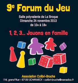 Forum du jeu 2013 - Schirmeck